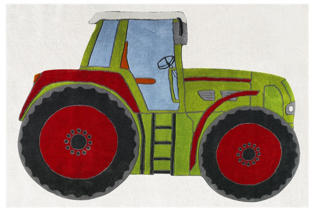 Forclaire Dětský koberec Traktor