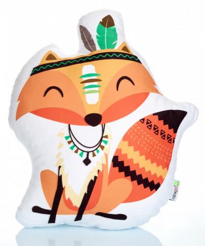 Polštář Liška indián