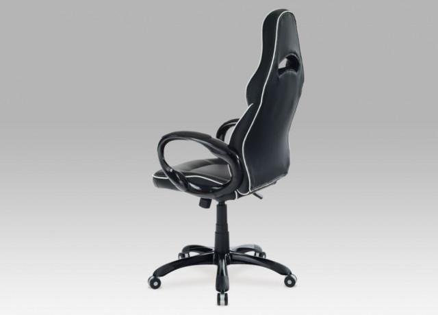 Kancelářská židle KA-E490, černá č.2