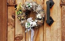 Jaro a Velikonoční dekorace