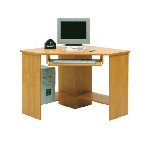 Rohový PC stolek B3 - buk