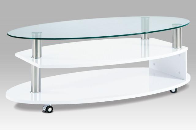Konferenční oválný stolek AHG-059