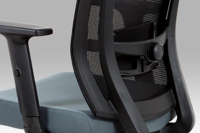 Kancelářská židle KA-B1076 GREY - šedá