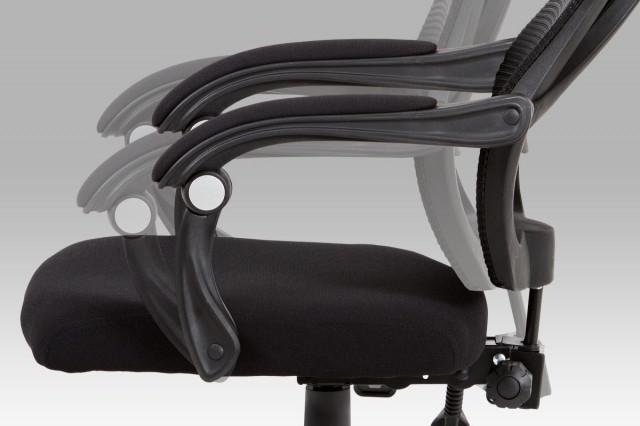 Kancelářská židle KA-C836 BK č.4