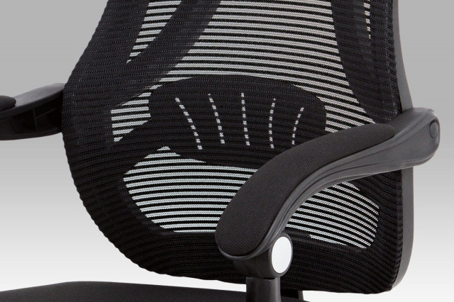 Kancelářská židle KA-C836 BK č.11