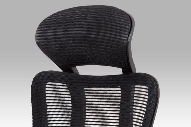 Kancelářská židle KA-C836 BK č.12