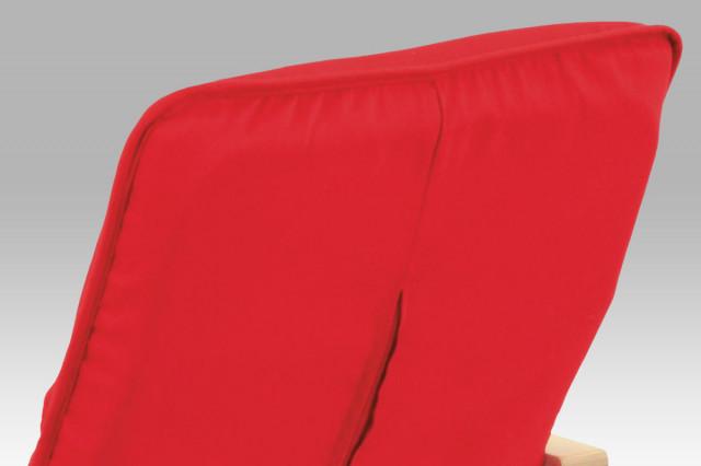 Dětské křesílko QR-06 RED - červené