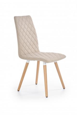 Jídelní židle K282 - béžová