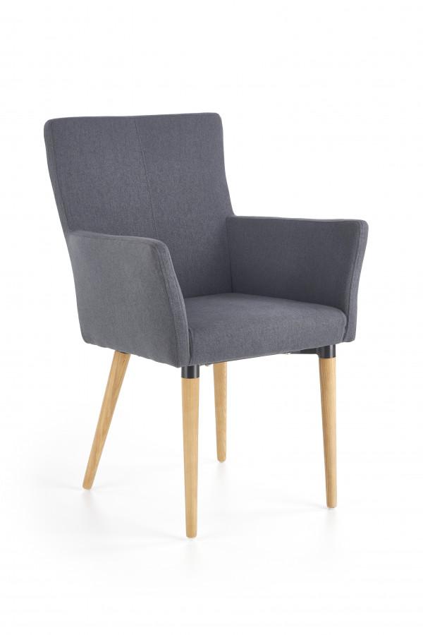 Halmar Jídelní židle s područkami K274
