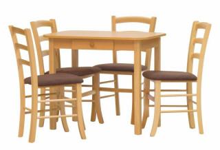 Jídelní stůl Piccolo se zásuvkou č.3