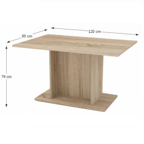 Jídelní stůl MODERN č.2