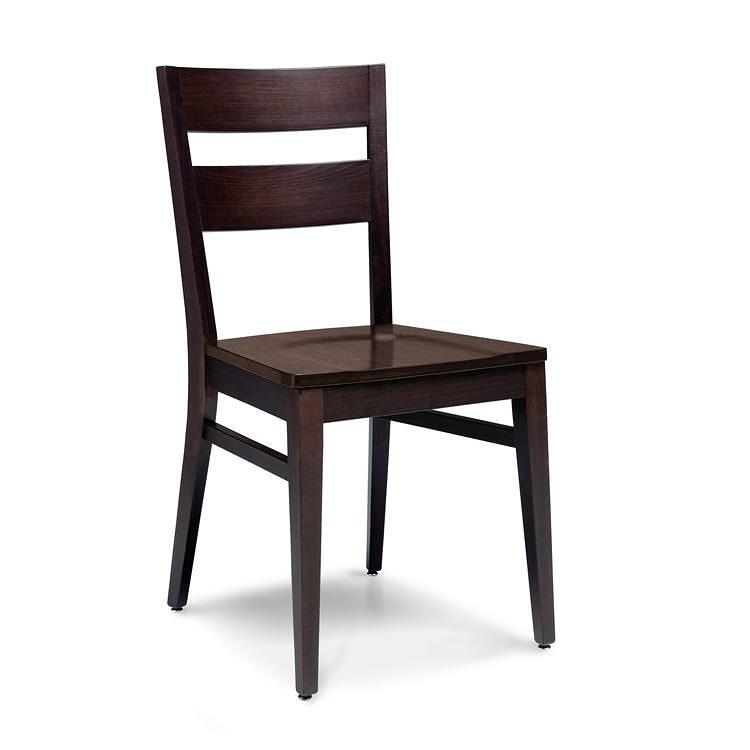 Dřevěná jídelní židle Silla