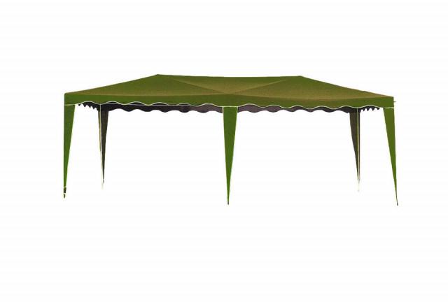 Zahradní Altán 3601-PL zelený