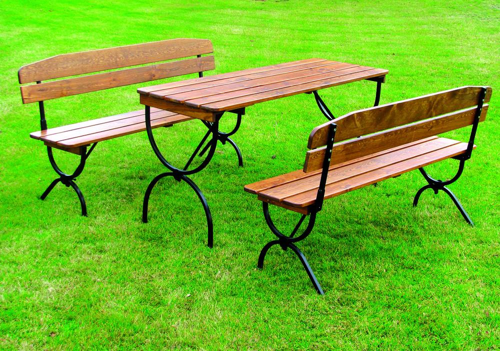Rojaplast Zahradní set BRAVO - 160 cm