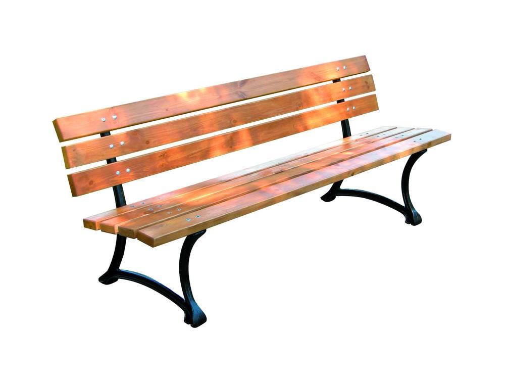Rojaplast Parková lavice - FSC