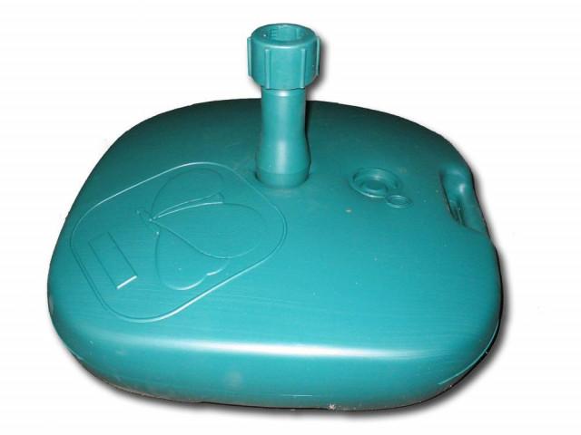 Podstavec PLAST 15L - zelený