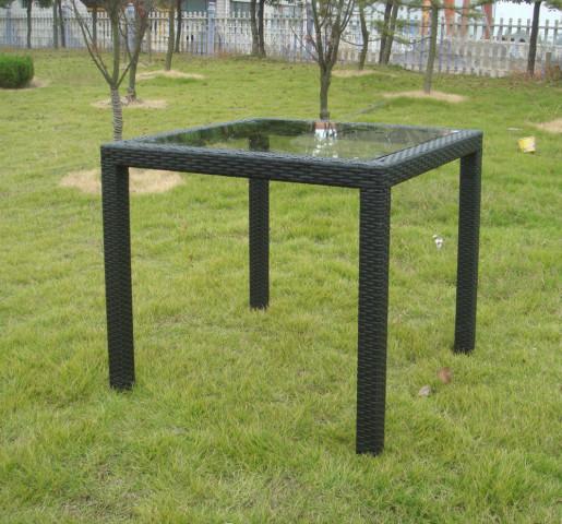 Stůl RATAN - 80x80cm