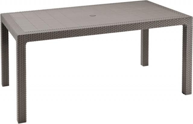 Stůl MELODY - cappuccino - II. jakost
