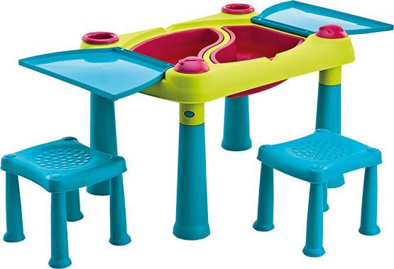 Stolek dětský CREATIVE TABLE + stoličky
