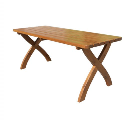 Stůl STRONG MASIV - 160 cm