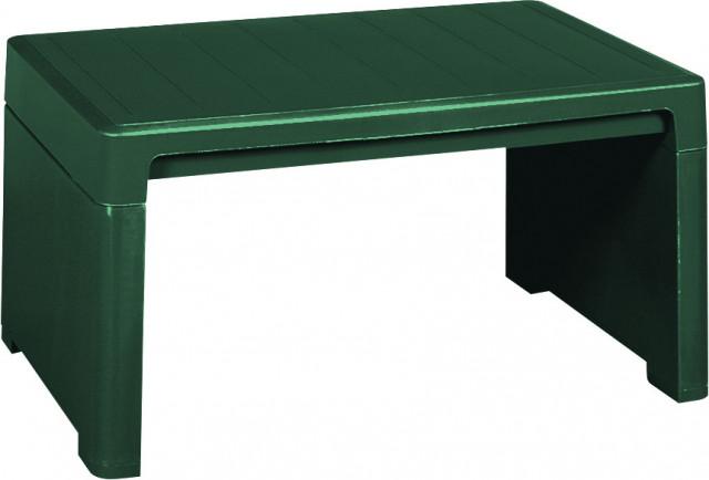Stůl LAGO LOUNGE SIDE zelený