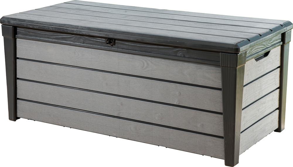Rojaplast Box BRUSHWOOD - 455L - antracit+šedý