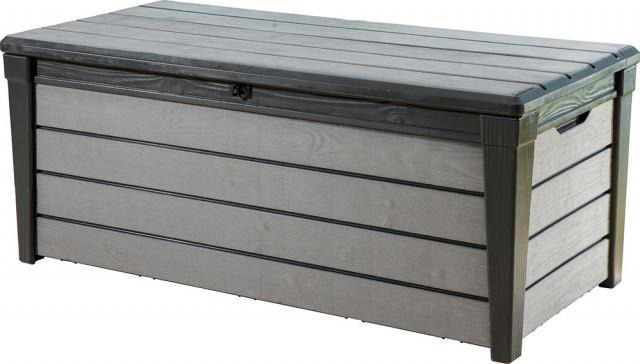 Box BRUSHWOOD - 455L - antracit+šedý