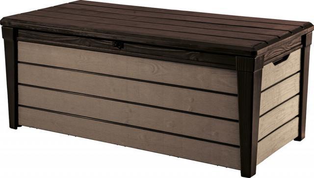 Box BRUSHWOOD - 455L - hnědý