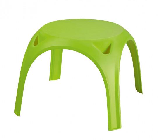 Stolek KIDS TABLE sv.zelený