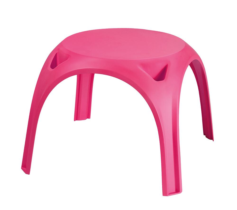 Rojaplast Dětský stolek KIDS TABLE - růžový