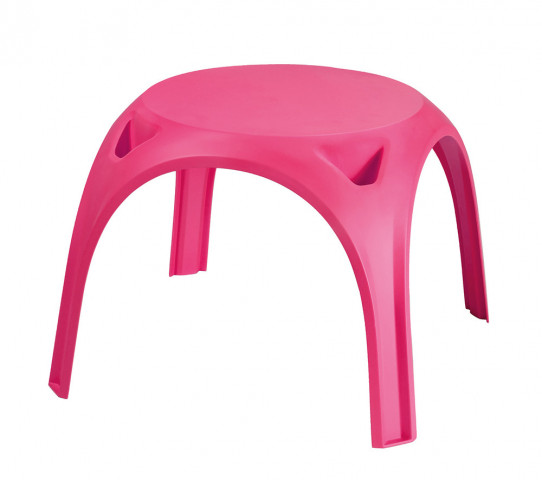 Dětský stolek KIDS TABLE - růžový