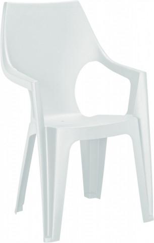 Křeslo DANTE - bílé