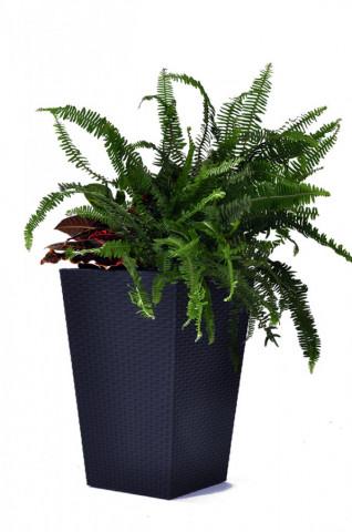 Květináč Rattan planter M