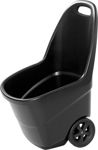 Vozík XL - EASY GO 62L černý
