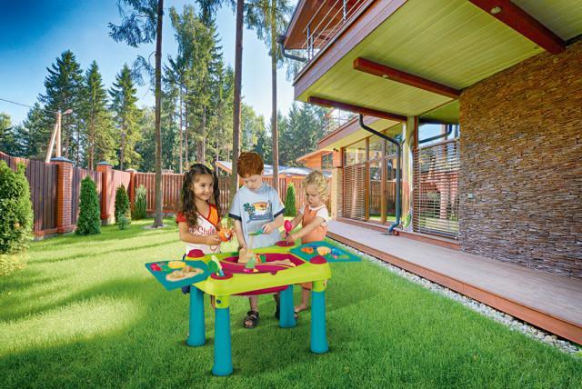 Dětský stolek CREATIVE FUN TABLE