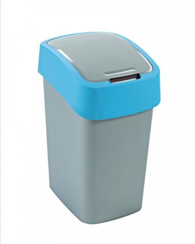 Odpadkový koš FLIPBIN 25L - modrý
