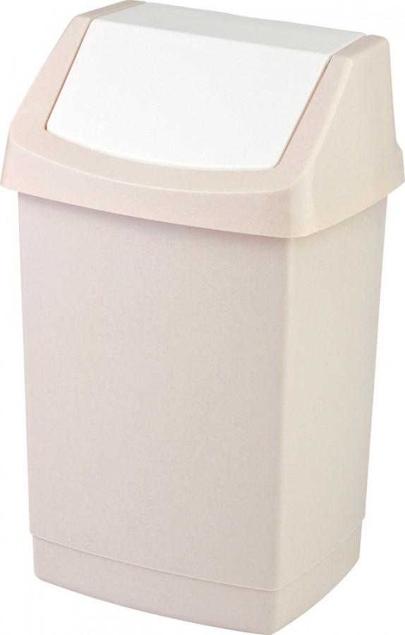 Curver Odpadkový koš CLICK 15L - savanna