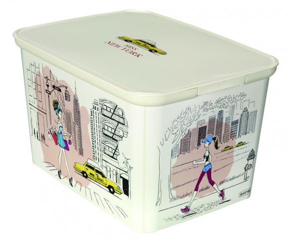 Box DECOBOX - L - Miss New York