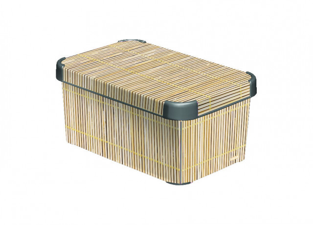 Box DECOBOX - S - Bamboo