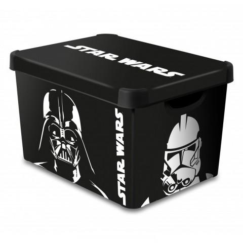Dětský úložný box DECOBOX - L - STAR WARS