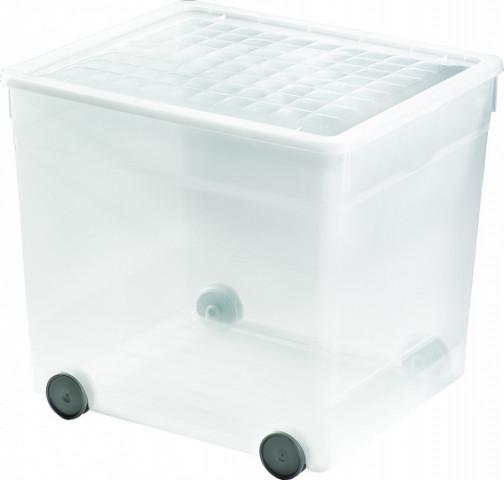 Box s kolečky TEXTILE 33L