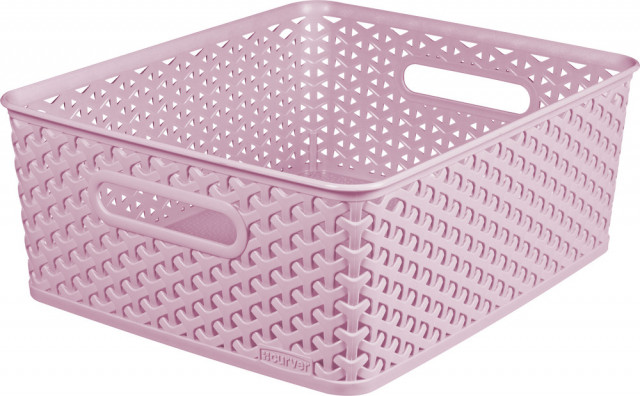Box MY STYLE - M - růžový