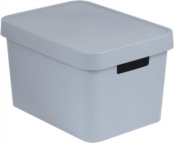 Box INFINITY 17L - šedý
