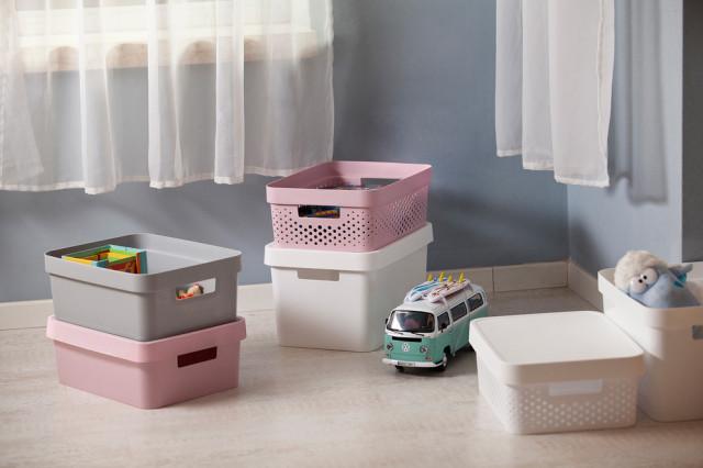 Box INFINITY 11L - růžový