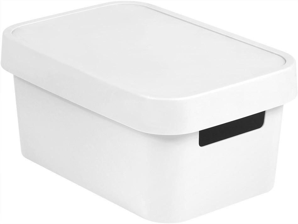 Curver Box INFINITY 4,5L - bílý
