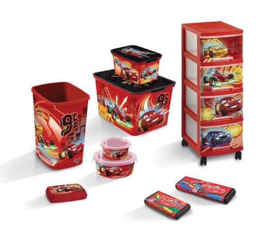 Box DECOBOX - S - CARS