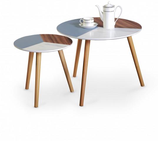 Odkládací stolek Multi - sada 2 kusů č.1