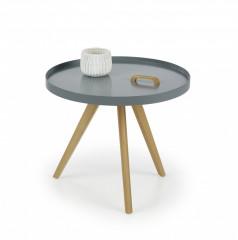 Odkládací stolek Luka - šedý
