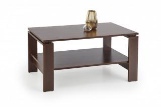 Konferenční stolek Andrea ořech tmavý