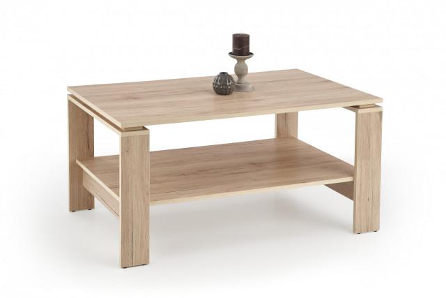 Konferenční stolek Andrea dub sonoma